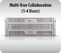 Multi-User Collaboration (1-4 Users)
