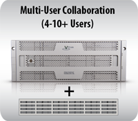 Multi-User Collaboration (4-10+ Users)